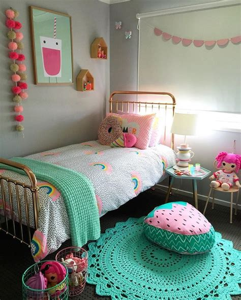 pink toddler bedroom ideas best 25 mint girls room ideas on pinterest 16757 | 17665ec19bba0e8411fd729c886fe5ac kids bedroom playroom girls bedroom kmart