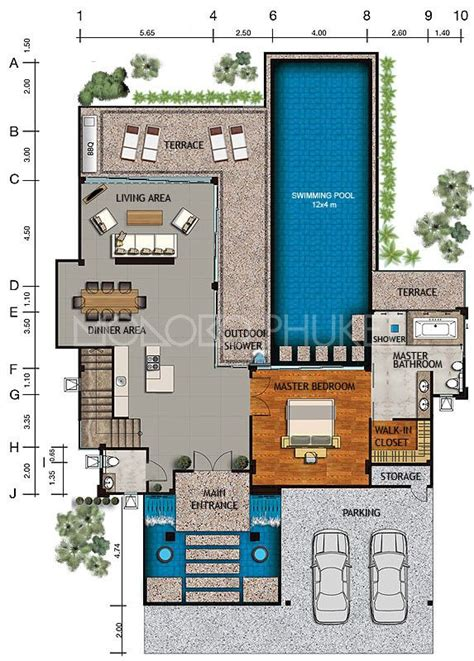 buy house phuket 99 best resort 度假酒店 images on pinterest architecture villa plan and floor plans