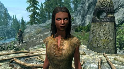 skyrim hot redguard skyrim where to find the redguard woman youtube