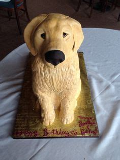 golden retriever cake golden retriever cake my cakes golden retrievers and cakes