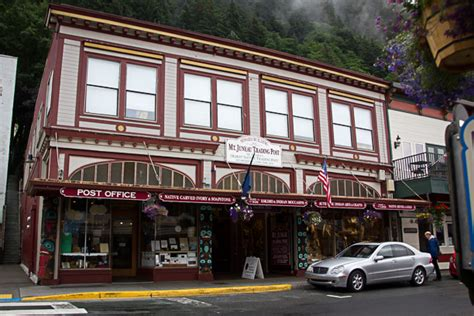 Juneau Post Office by Family Friendly Juneau