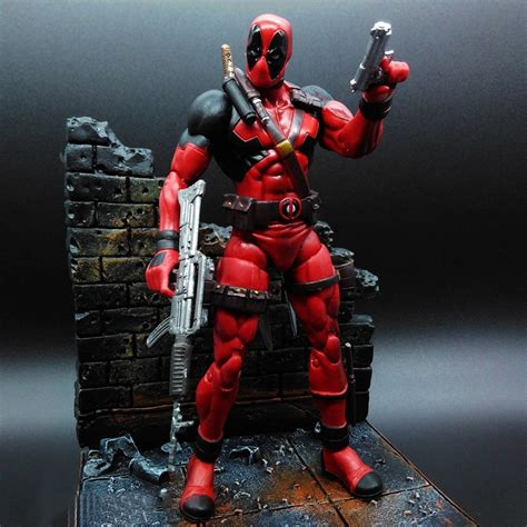 New Original Marvel Select Deadpool aliexpress buy 2016 marvel select x deadpool figure deadpool wade