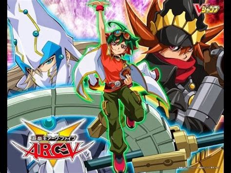 Kartu Yu Gi Oh Kartu Yugioh Arc V yugioh arc v season 3 fanmade op can you feel the power