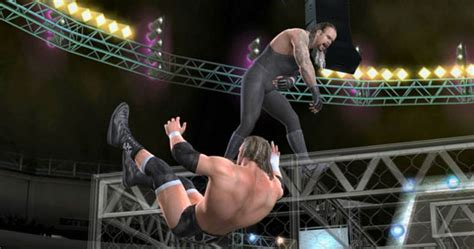 emuparadise wwe games wwe smackdown vs raw 2007 usa iso