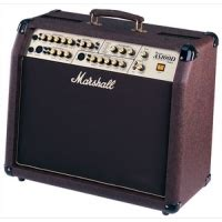 Marshall As100d 100w 2x8 Acoustic Guitar Combo roland ac40 acoustic guitar lifier at promenade
