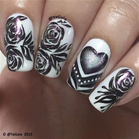 anti nails anti valentines day nails nail gallery