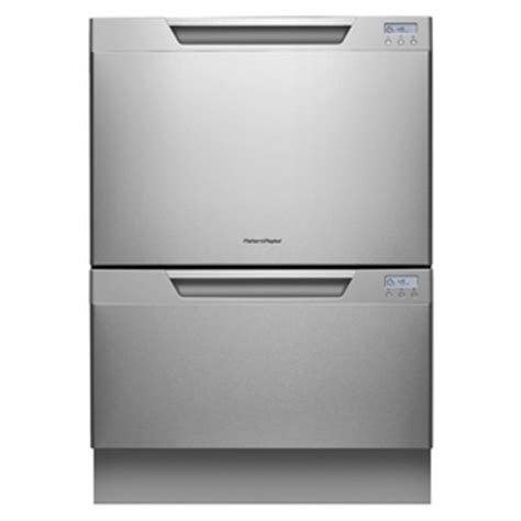 2 Drawer Dishwasher Brands by Fisher Paykel Drawer Dishwasher Dd24dcx7