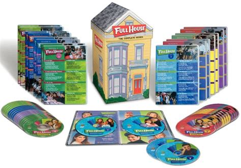 full house series speedy g s full house the complete series collection