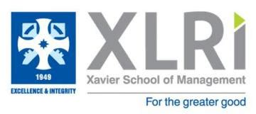 Xavier Mba Gmat Requirements by Pgdm Global Bm Time Mba At Xlri Xavier School Of