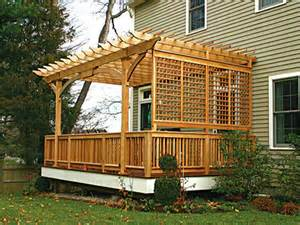 How To Build A Pergola On An Existing Deck by How To Amp Repair How To Build A Gazebo On A Deck Pictures