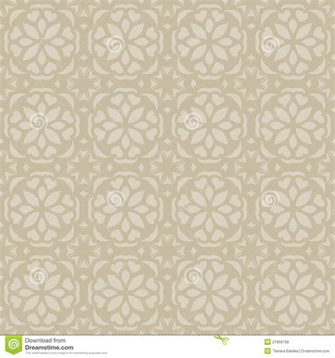 seamless pattern simple simple elegant beige seamless pattern royalty free stock