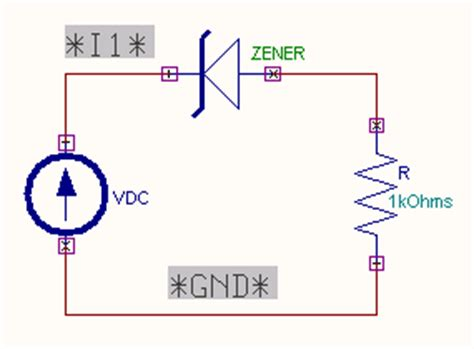 definition of diode drop v i characteristics of zener diode