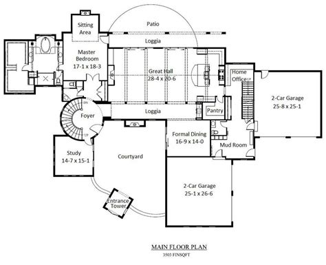 3500 square feet 3500 square foot house plans house floor plans 3500 sq ft