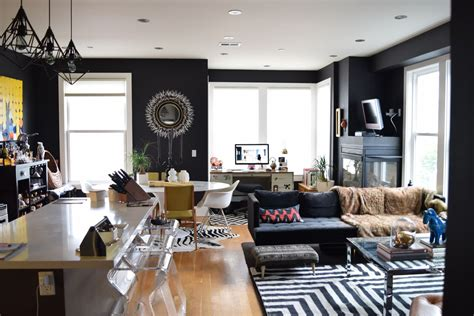 rooms painted black 10 best black paints for your home curbed