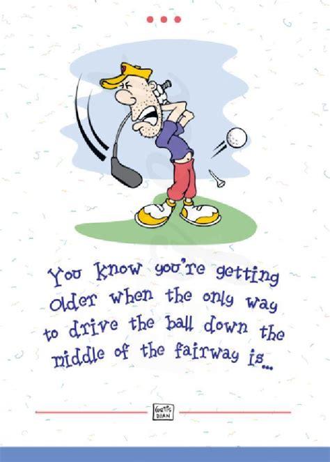 Funny Golf Poems