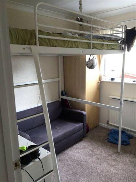 white bunk beds ikea ikea loft bed white metal bunk bed high sleeper