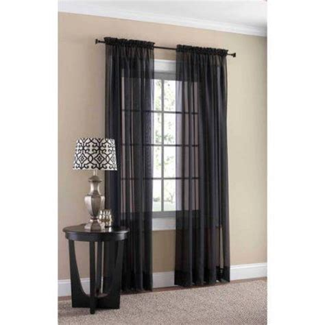 Sheer Black Curtains Best 25 Black Sheer Curtains Ideas On Pinterest Costumes Starting With P Witch And