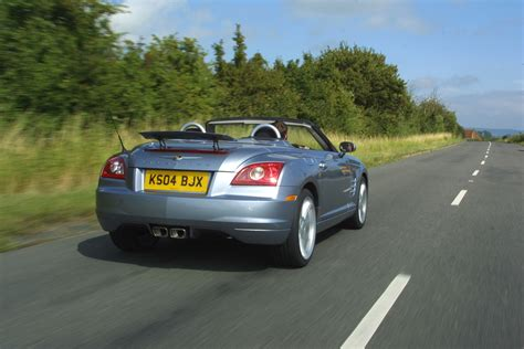 Chrysler Crossfire Reliability by Chrysler Crossfire Roadster Review 2004 2008 Parkers