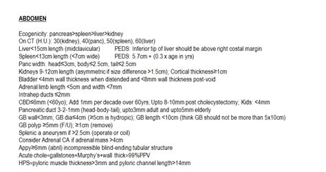sle of ultrasound pregnancy report normal us values radiology reference