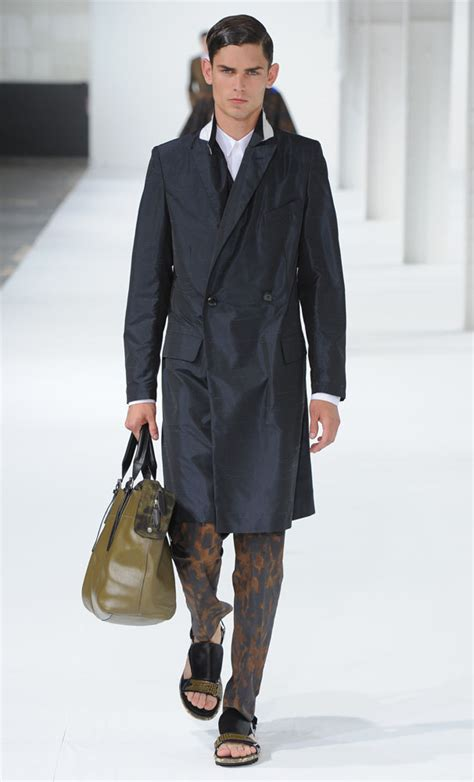 Ss Samons 07 35 Exclusive dries noten summer 2013 menswear collection