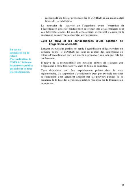 Exemple De Lettre De Demande D Accréditation Guide Accreditation Dans Reglementation Octobre 2011
