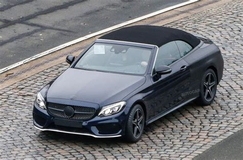 new mercedes cab 2016 mercedes c class cabriolet previewed ahead of geneva