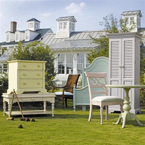 Coastal Cottage Furniture Collection by Coastal Living Cottage 829f By Stanley Furniture Baer