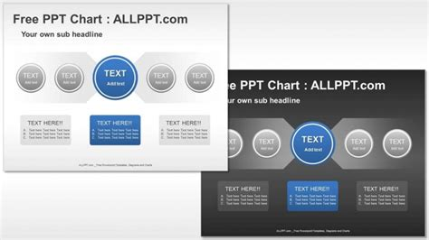 powerpoint templates free relationship circles relationship ppt diagrams download free daily