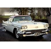 1958 Vintage Cadillac Wedding Cars  Excalibur