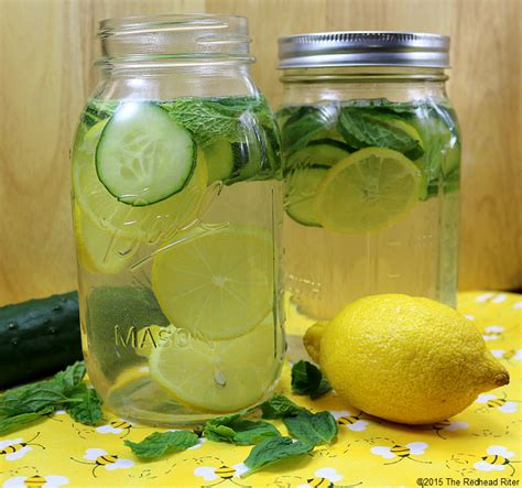 Clear Detox Water Bottle by Welcome To Silky S Place