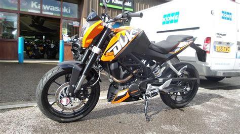 Kawasaki Ktm 200 Ktm Duke 200