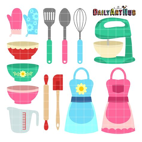 Kitchen Wares by Kitchen Wares Clip Set Daily Hub Free