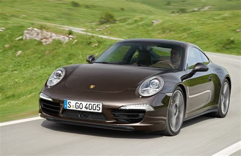 latest porsche new porsche 911 carrera 4 carrera 4s awd models