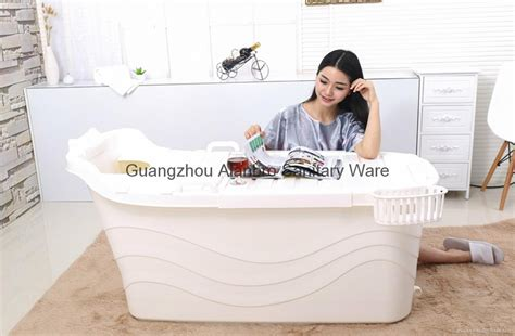 Jacuzzi Bathtub Odor Indoor Portable Bathtub Food Grade Pp5 Material Plastic
