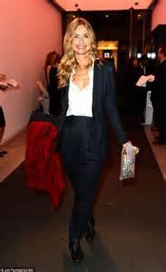 Dress Matt Jaguar Set Maryam Set naomie harris in plunging leather hem black dress at the she inspires charity auction
