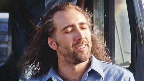 Conair Hair Dryer Nicolas Cage con air turned nicolas cage into the we
