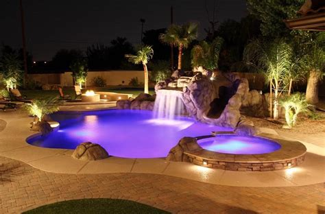 luxury backyard pools luxury spa outdoor pool backyard design ideas
