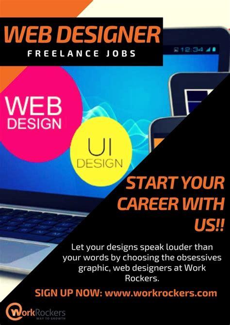 design freelance websites where can i get freelance jobs as a web designer quora