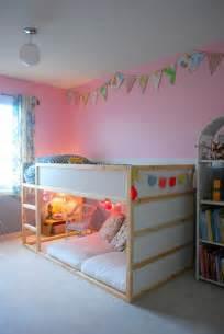 ikea kura loft bed panels are reversible and can show white home pinterest kura bed