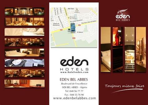 Brochure   Picture of Hotel Eden Belabbes, Sidi Bel Abbas