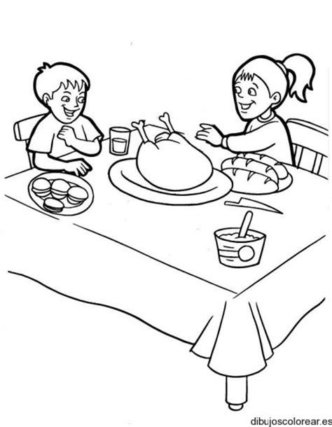 dibujos de comida chatarra para colorear imagui comida de cena para colorear imagui