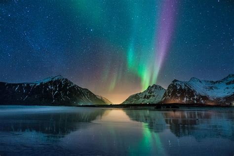 northern norway northern lights northern norway wikitravel autos post