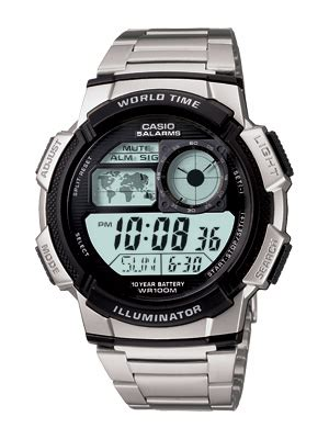 Jam Tangan Casio Original Bergaransi Ae 1000w 1bv Pria malaysia shopping auction lelong