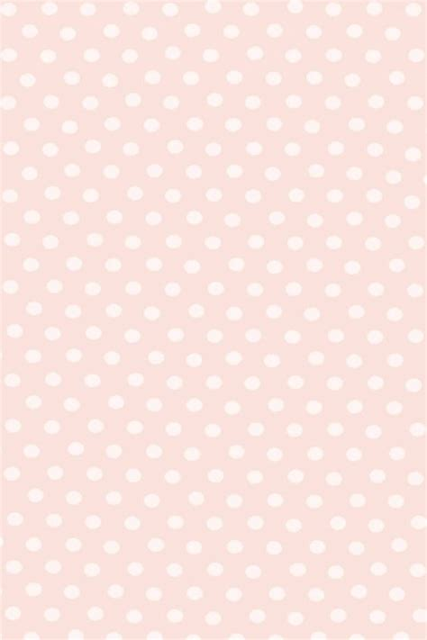 pink and white lights light pink small white polka dots http www