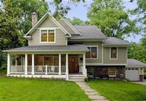 front porch designs for split level homes split level renovation ideas on split level