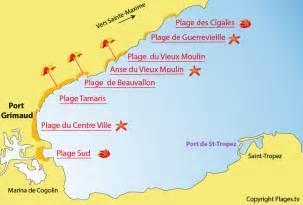 plage les tamaris port grimaud 83 var paca plages tv
