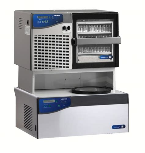 bench top freeze dryer freezone 6 liter benchtop freeze dry system with stoppering tray dryer labconco