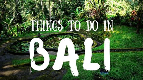 bali indonesia top attractions travel