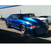 Chris Calhoun Readies Twin Turbo Outlaw Drag Radial Mustang  Dragzine