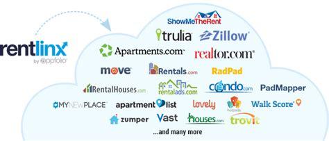 house rental websites online apartment advertising rentlinx